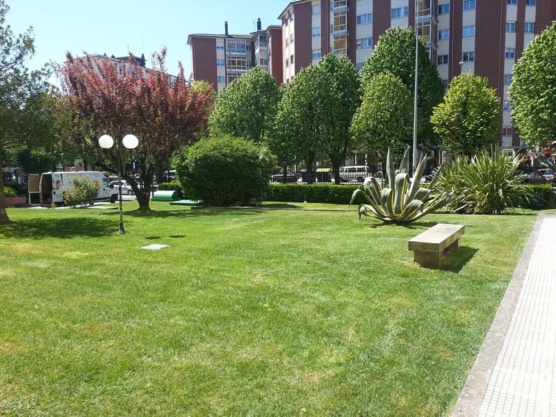 Mantenimientos de comunidades xardigal mantenimientos for Jardines galicia